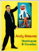 picture of andy greaves & lewis